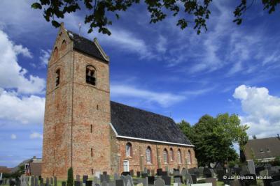 De Hervormde kerk van Oosternijkerk.