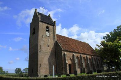 De Hervormde kerk van Oostrum