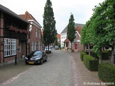 Ootmarsum, Walstraat (centrum)