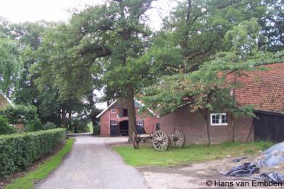 Buurtschap Nutter, Vlasreutenweg.