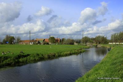 Groene Hart, buurtschap Oud-Bodegraven bij Bodegraven