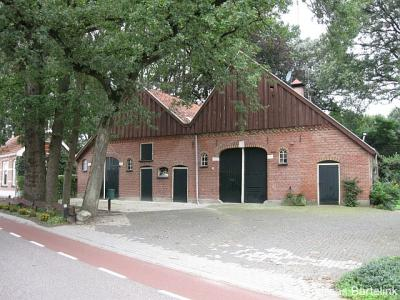Oud Ootmarsum, boerderij aan de Laagsestraat