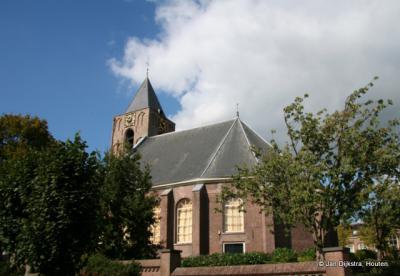 Hervormde kerk Oud-Alblas.