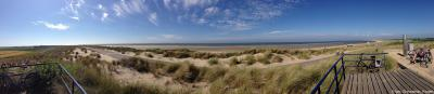 Ouddorp, duinen en strand