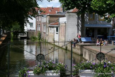 Een oud hoekje in Oudewater
