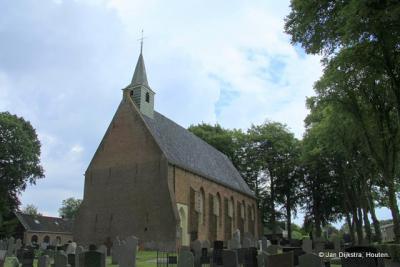 De Hervormde kerk van Oudwoude