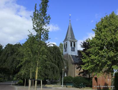 Het kerkje van Ouwsterhaule