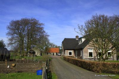 Een landelijk hoekje in Overberg