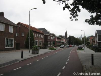 Overdinkel, Hoofdstraat.