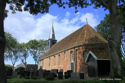 Paesens. De Hervormde kerk.
