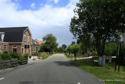 Papekop richting Diemerbroek.