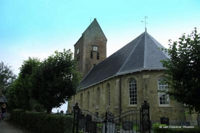 De kerk van Parrega
