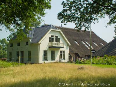 Klunderveen (buurtschap van Peize), De Weehorst.