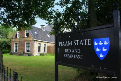 Nog wat langer blijven in Piaam? Je kúnt er nog een nachtje over slapen...