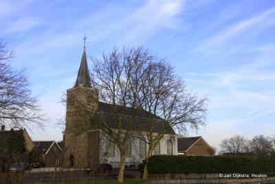 De Hervormde kerk van Polsbroek