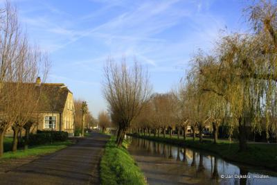 Het is mooi daar in Polsbroekerdam.