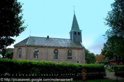 Poppenwier, kerk
