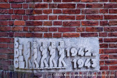 Schore, gedenksteen 1942-43