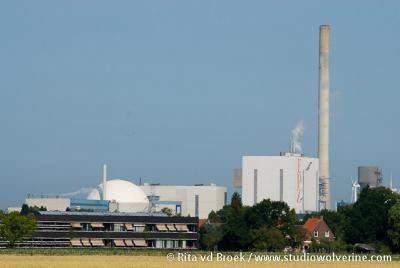 Borssele is vooral bekend door de kerncentrale