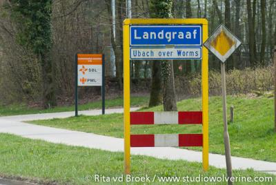 Ubach over Worms is een voormalige gemeente, thans stadsdeel in de provincie Limburg, in de regio Parkstad, gemeente Landgraaf. Het was een zelfstandige gemeente t/m 1981.