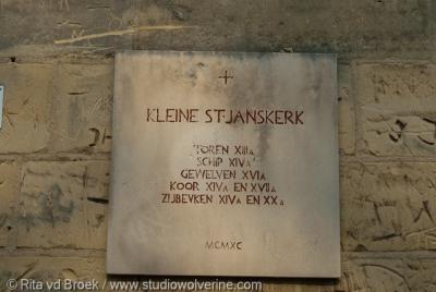 Hoensbroek, H. Johannes Evangelist- of Kleine St. Jankerk