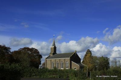 De Hervormde kerk van Reeuwijk-Dorp