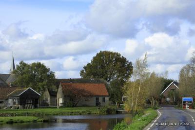Reeuwijk-Dorp een plaatje van een dorp