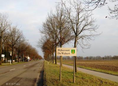 Rijkevoort-De Walsert is een recent toegekende plaatsnaam. Deze naam bestaat pas sinds 1999. Het gebied viel vanouds onder Rijkevoort dat sinds 1994 in de gemeente Boxmeer ligt. Rijkevoort-De Walsert ligt sinds 1994 in de gemeente Sint Anthonis.