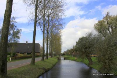 Een mooi buurtschap dat Rijnenburg in de gemeente Utrecht.
