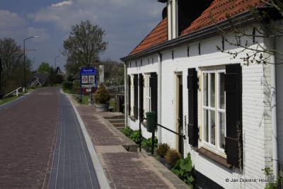 Op de dijk in Rijswijk
