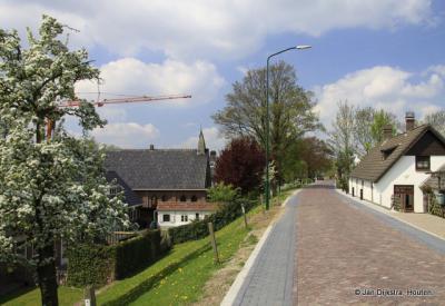 Op een mooie voorjaarsdag in Rijswijk