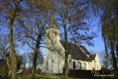 Het mooie, witte kerkje van Rijswijk