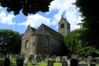 De Hervormde (PKN) Alexanderkerk te Rinsumageast is een van de zeer weinige tweebeukige kerken in Fryslân