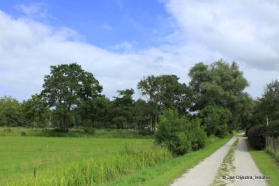De Aldewei in Rinsumageast