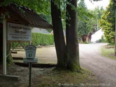 Roderesch, Evangelische Gemeente Eben Haëzer