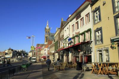 De Roerkade in Roermond