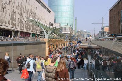 Rotterdam, centrum, de Koopgoot