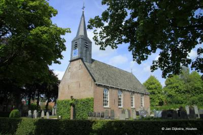 De kerk van Rottevalle