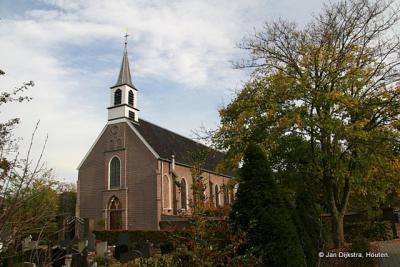 De Katholieke kerk van Rumpt.