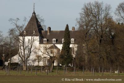 Rijckholt is o.a. bekend van het gelijknamige kasteel