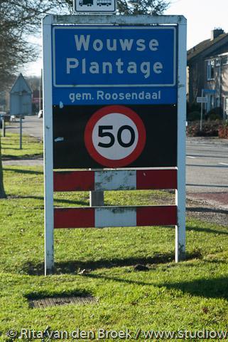Wouwse Plantage valt sinds 1997 onder de gemeente Roosendaal