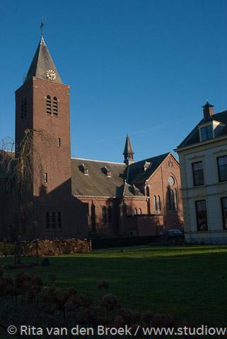 Wouwse Plantage, RK kerk