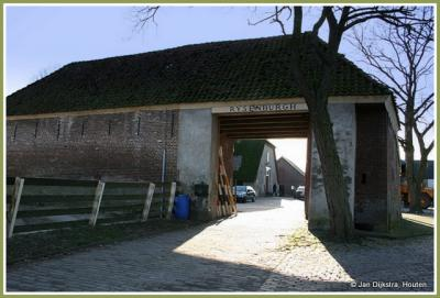 Poortgebouw van Kasteel Rysenburgh