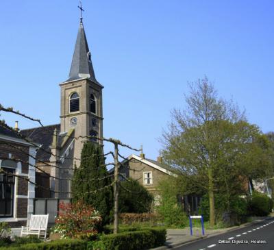 De kerk van Scharwoude