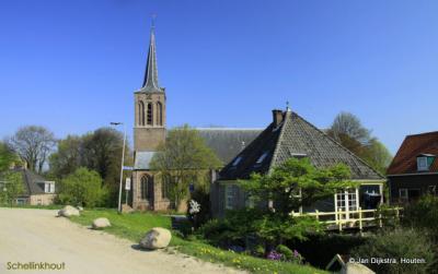 Schellinkhout in de gemeente Drechterland.