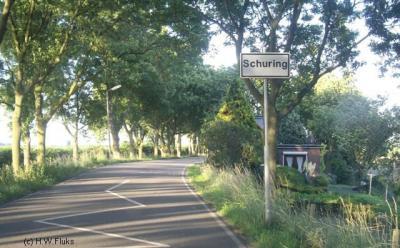 Schuring is een buurtschap in de provincie Zuid-Holland, in de streek en gemeente Hoeksche Waard. T/m 1983 gemeente Numansdorp. In 1984 over naar gemeente Cromstrijen, in 2019 over naar gemeente Hoeksche Waard.
