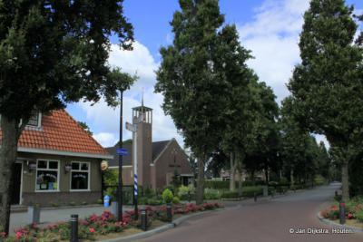 Centrum van Sintjohannesga.