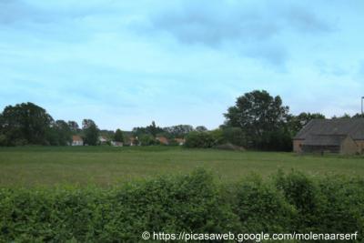 Slikkenburg (buurtschap van Zuidzande), buurtschapsgezicht.