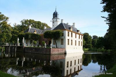 De zo bekende Fraeylemaborg in Slochteren.