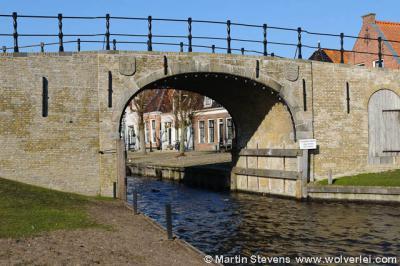Sloten, Sleat, Gaasterlân-Sleat, de Lemsterpoort.